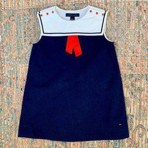 Tommy Hilfiger Sailor Style Dress | 3T